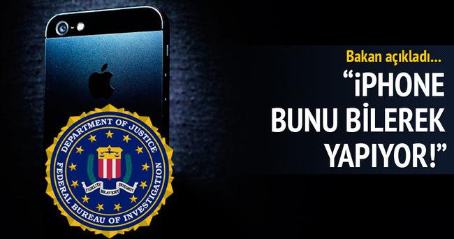 iPhone FBI savaşı büyüyor!