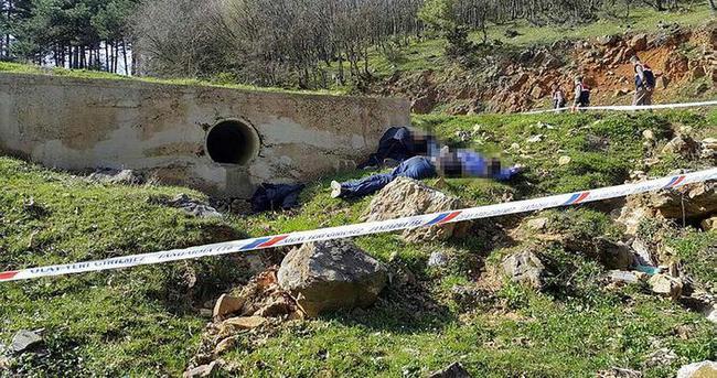 Türkiye'de bir ilk! Cenaze cezaevine getirildi