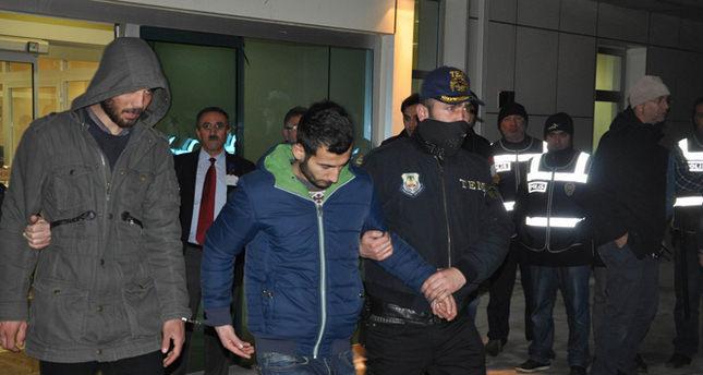 Terör operasyonunda 11 kişi tutuklandı