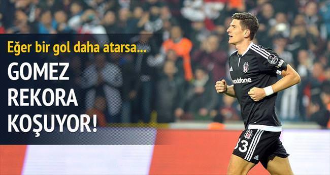 Gomez rekora çıkıyor
