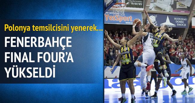 Fenerbahçe Euroleague'de Final Four'a yükseldi