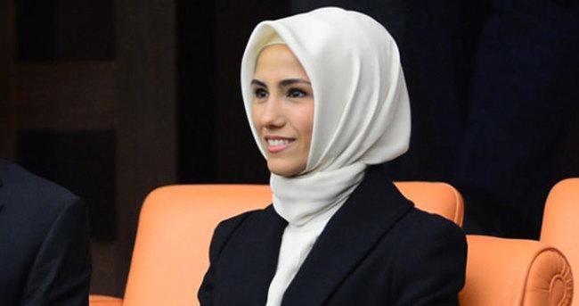 Sümeyye Erdoğan, Selçuk Bayraktar'la bugün nişanlanıyor