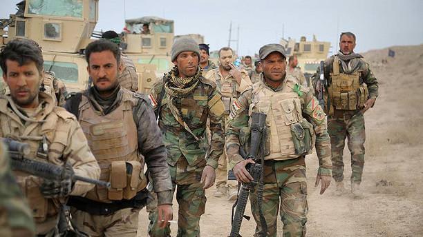 Irak'ta 18 DAEŞ militanı öldürüldü