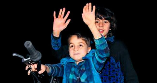 Esnafın darbettiği Suriyeli çocuğa Erdoğan'dan hediye