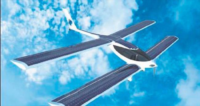 İşte tamamen biyoyakıtla çalışabilen uçak