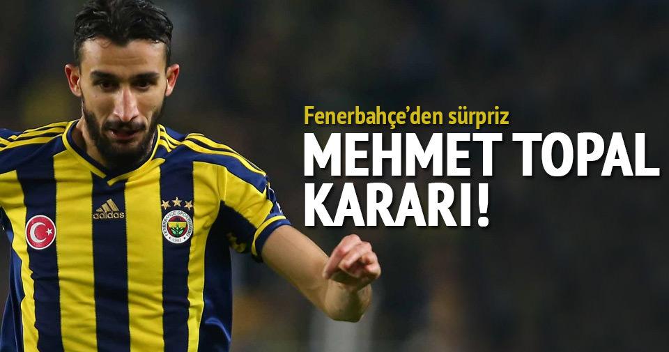 Fenerbahçe harekete geçti! Topal'a 5 yıllık sözleşme