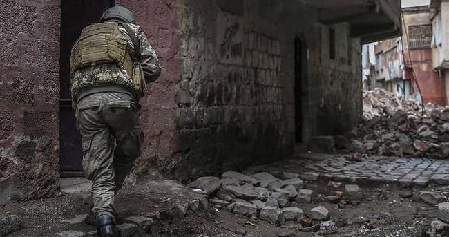 Sur'da çatışma: 7 terörist öldürüldü
