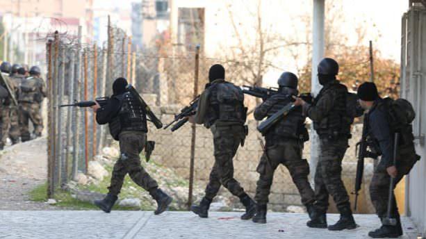 Nusaybin'de müşterek operasyon başladı: 2 terörist öldürüldü