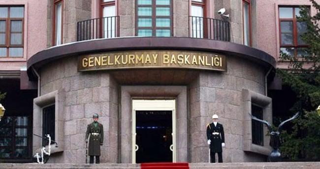 TSK'dan Ankara saldırısı açıklaması
