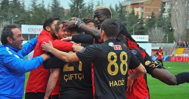 Eskişehirspor'da 3 puan hasreti sürüyor