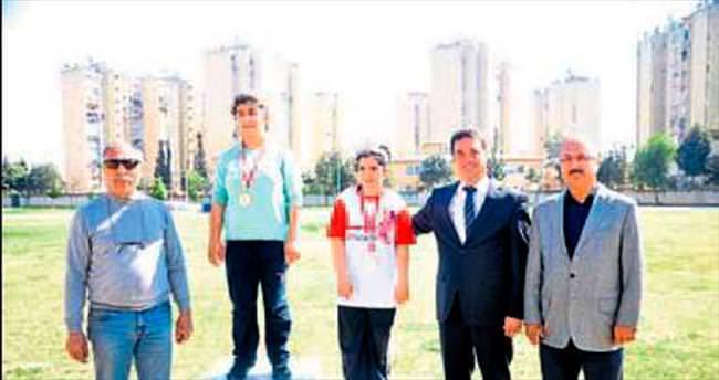 Atletizm yarışları tamamlandı