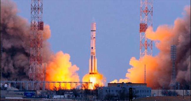 Avrupa ve Rusya, Mars'a uydu gönderdi