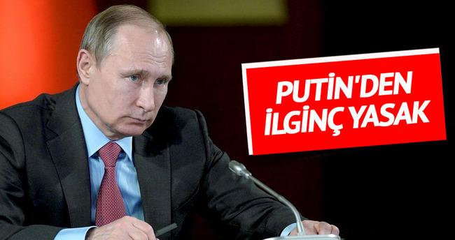 Rus memurlara yabancı havayollarıyla uçma yasağı
