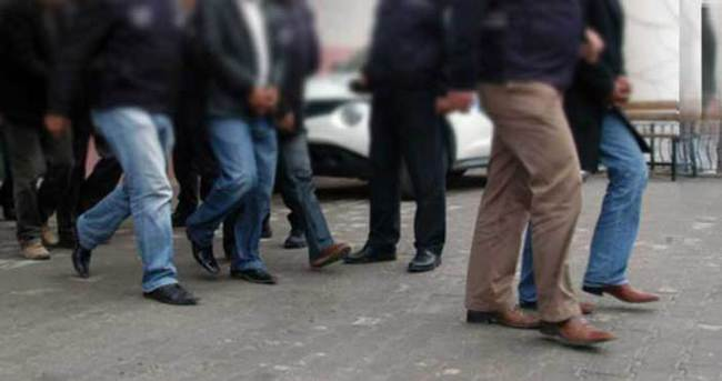 Giresun'daki terör operasyonunda 11 tutuklama