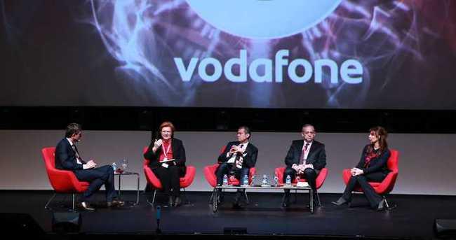 Vodafone Dijital Dönüşüm Zirvesi başladı