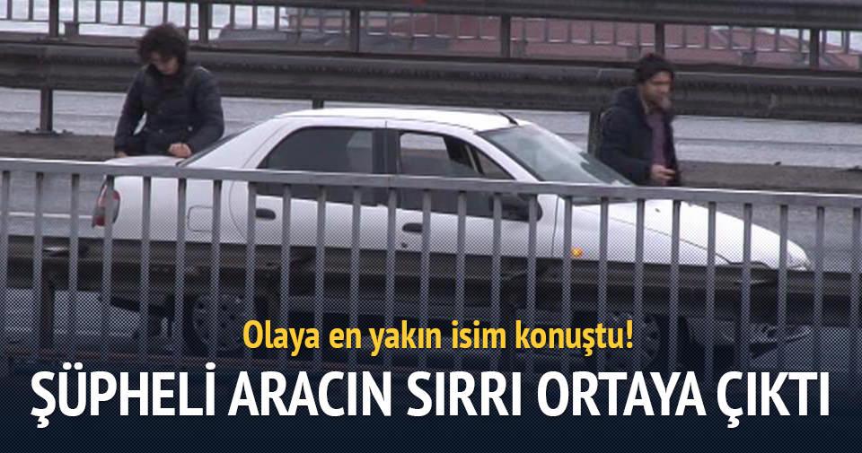 İstanbul'u ayağa kaldıran olayın en yakınındaki isim konuştu