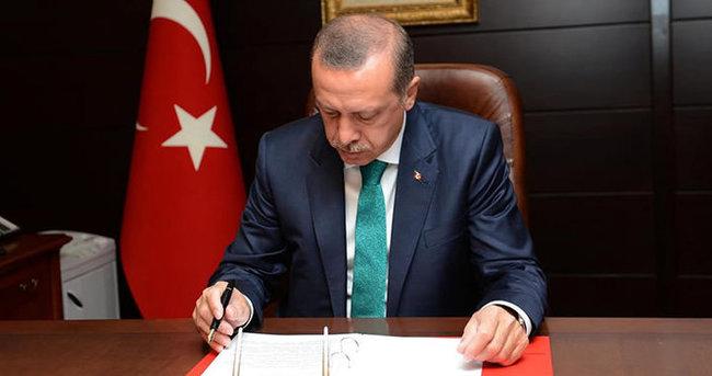 Cumhurbaşkanı Erdoğan 6 kanunu onayladı