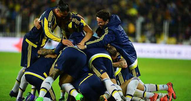 İşte Fenerbahçe'nin Braga kafilesi