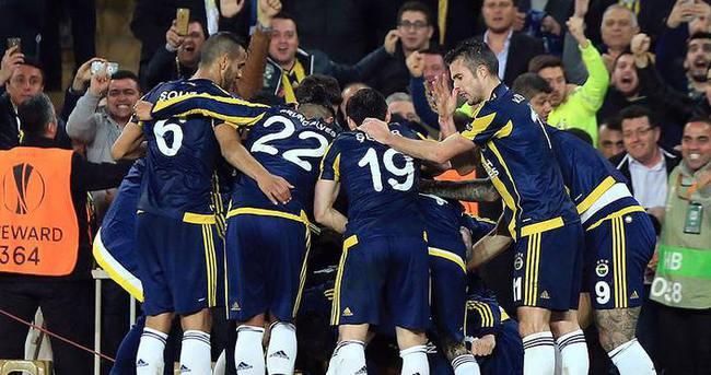 Fenerbahçe Avrupa'da çeyrek final için sahada