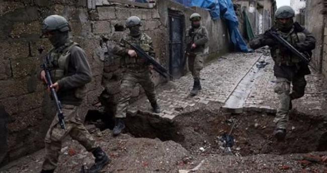 PKK'nın dağ kadrosu sıkıştırıldı!