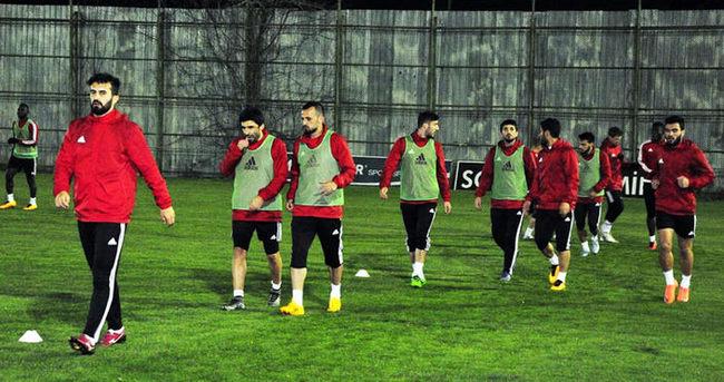 Gaziantepspor'da Habibou sevinci