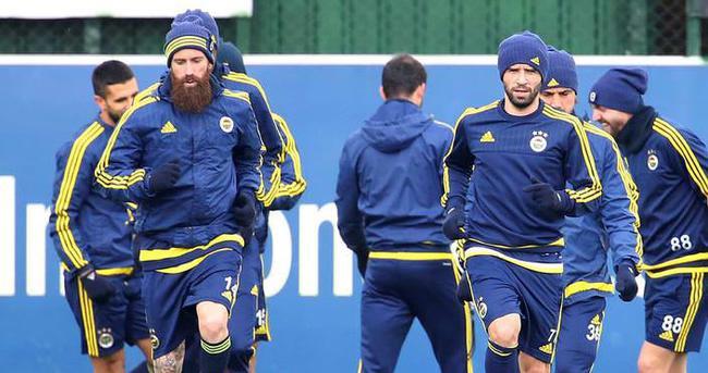 Braga, Fenerbahçe maçına hazır