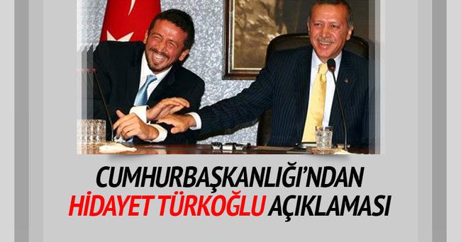 Cumhurbaşkanlığı'ndan Türkoğlu'na 60 bin TL aylık maaş iddiasına yalanlama