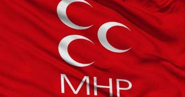 MHP'de şok istifa!