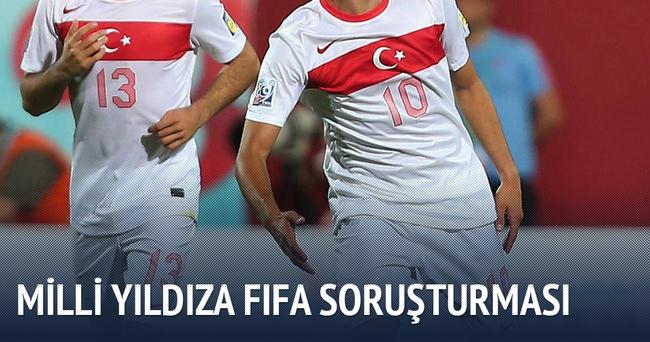 Hakan Çalhanoğlu'na FIFA'dan soruşturma