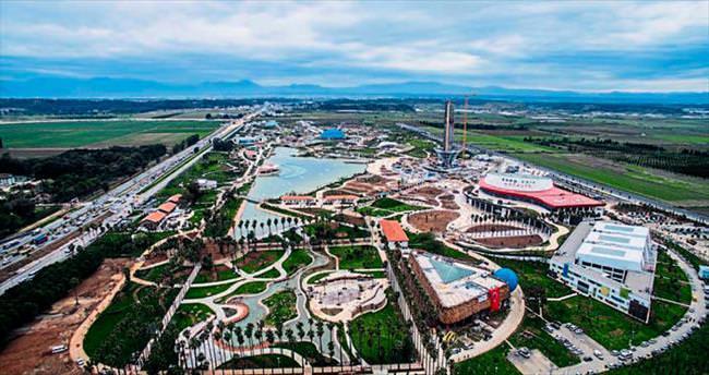 EXPO'ya Turkuvaz çıkarması