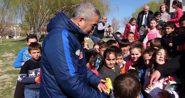 Eskişehirspor, Kayserispor maçına hazır