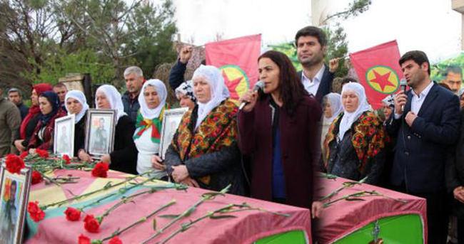 Terörist cenazesine katılan HDP'li o vekillere soruşturma