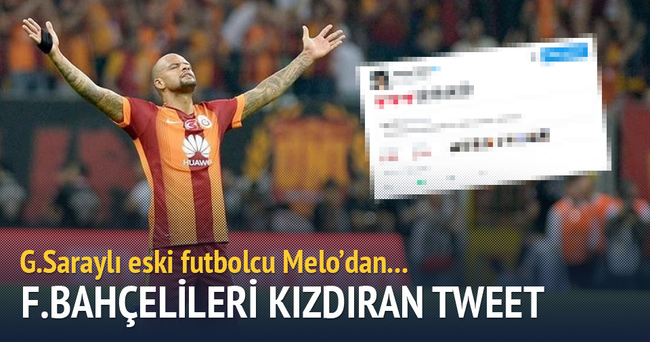 Melo, Fenerbahçelileri çıldırttı!