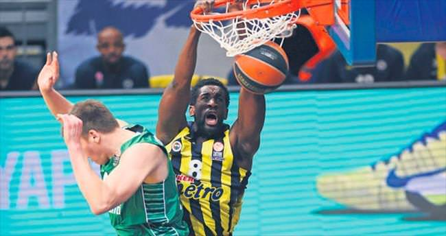 Fenerbahçe'den geçit yok