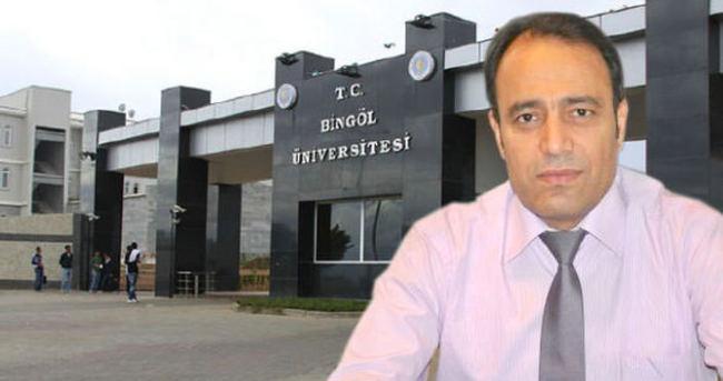 Cumhurbaşkanı Erdoğan Bingöl Ünivesitesi Rektörlüğüne Çapak'ı atadı