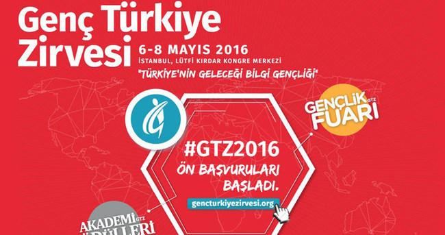 4. Sanayi Devrimi Genç Türkiye Zirvesi'nde konuşulacak!