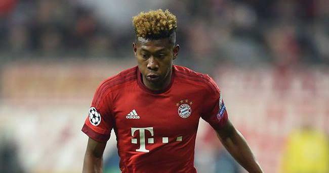 Bayern Münih, Alaba ile nikah tazeledi