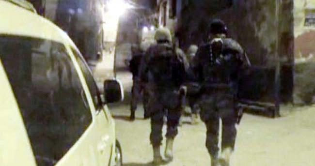 Gaziantep'te PKK operasyonu: 26 gözaltı