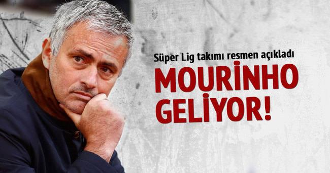Gültekin Gencer, Mourinho sürprizini açıkladı