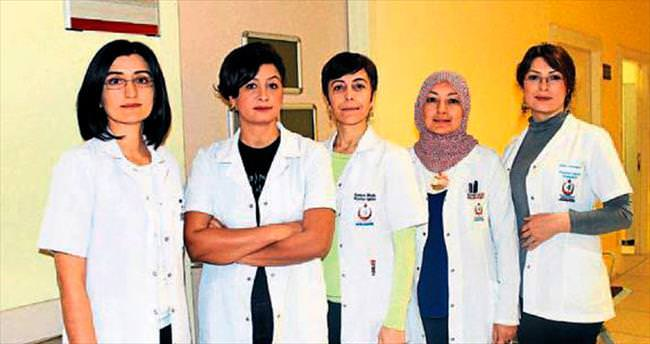 10 bin diyabet hastasına 5 kişilik ekip eğitim verdi