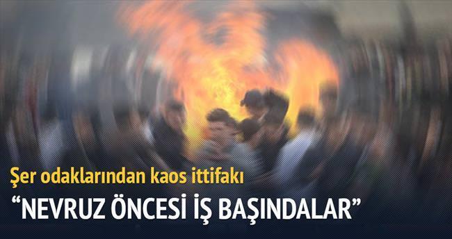 PKK/FETÖ/DHKP-C'nin nevruzda kaos ittifakı