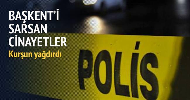 Başkent'i sarsan cinayetler: 5 ölü