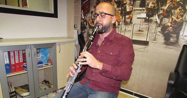 Klarnet orkestrasından 'Çanakkale' klibi