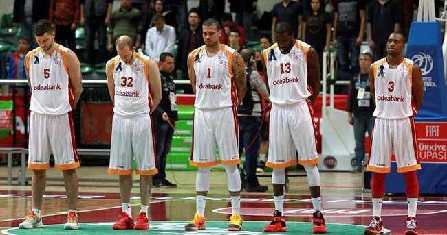 Galatasaray - Darüşşafaka maçı ertelendi