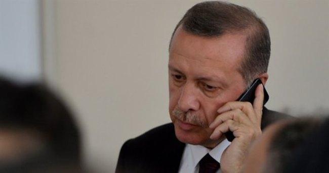 Cumhurbaşkanı Erdoğan, Başbakan Davutoğlu ve Bakan Ala'dan bilgi aldı