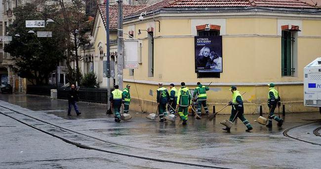 İstiklal Caddesi yayalara açıldı