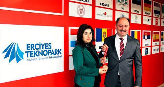 Erciyes Teknopark ve Transfer Ofisi'ne bronz madalya
