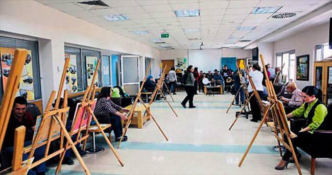 Sanatla terapi 40 ülkeye örnek oldu
