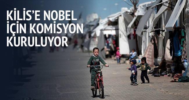 Kilis'e Nobel için komisyon kuruluyor
