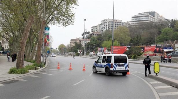 İstanbul'da bazı yollar kapatıldı!